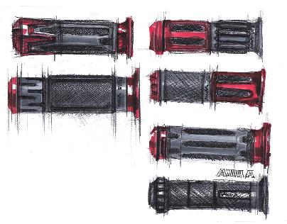 handlebar design
