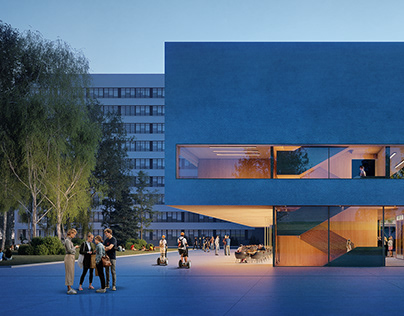 INFOCENTER UPP Poznań | PL | project by Consultor