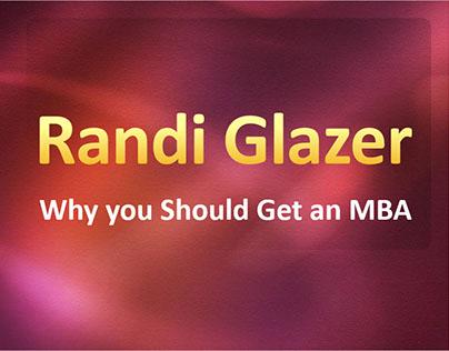 Randi Glazer - Experienced Professional