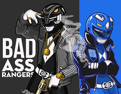 Badass Rangers