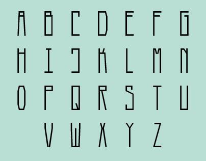 xenology font