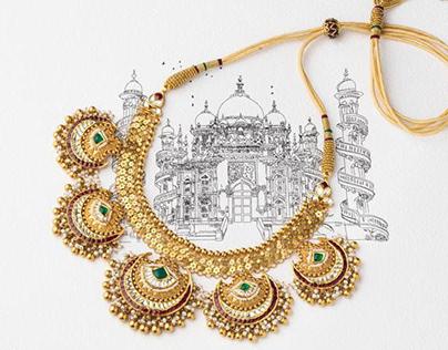Heritage Jewellery - Ad campaign