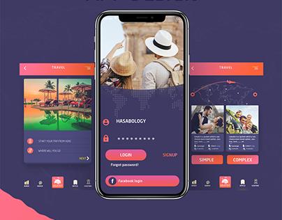 Flights App Ui & Ux Design