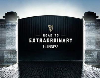Guinness / Art Direction