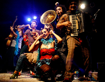 Live Music - Babel Orkesta - C.C. Konex