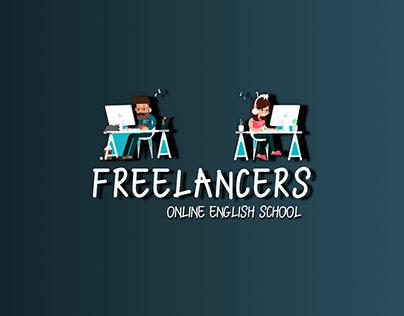 Freelancers online English school