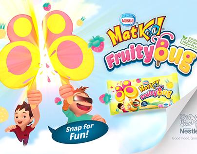 Nestle Ice Cream Mat Kool | Fruitybug