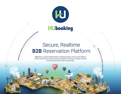 HUbooking / Poster