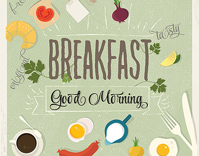 Breakfast promotion by innerchef
