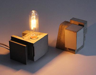 Sculptural Lamp no. 3