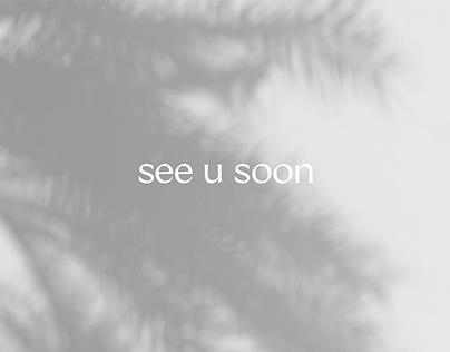 See u soon –clothing brand