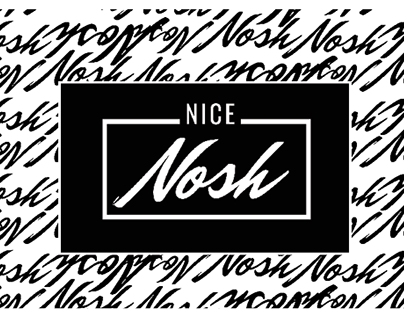 Branding: Nice Nosh 1