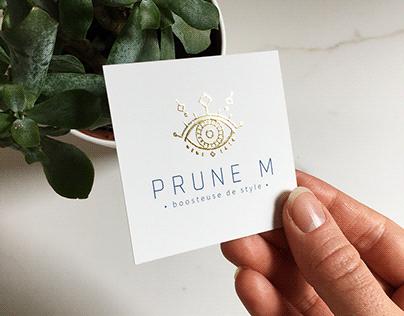 Prune - Identité Visuelle