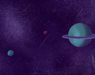 Un extraño planeta
