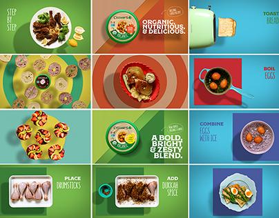 Cedar's Foods – 2020 Recipe Videos