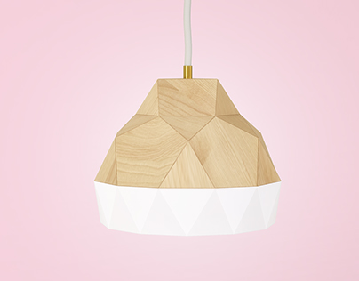 LIGNUM LAMP by Another studio