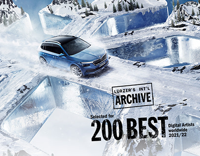 Škoda Italy - winter campaign