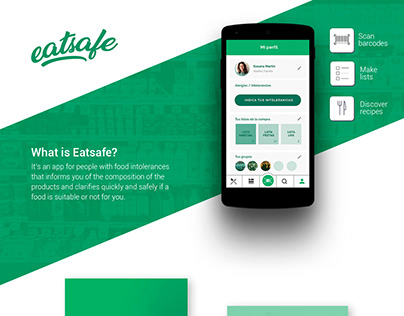 Eatsafe- Shopping with food intolerances