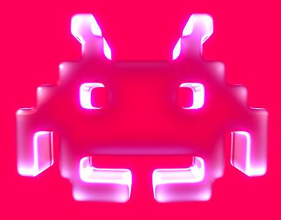 Techno Invaders - Release #1