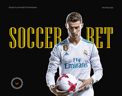 Soccer Bet- Website Design