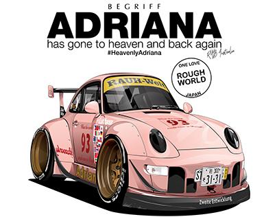 RWB ADRIANA road to idlers12hours