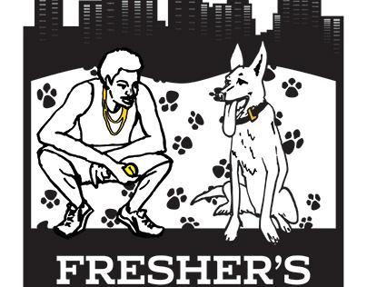 Fresher's Dog Training