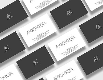 Akiko Kikuta Ltd. | Brand Identity