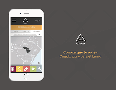 APROP - Diseño de app
