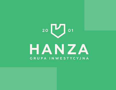 VISUAL IDENTITY / Hanza Developer