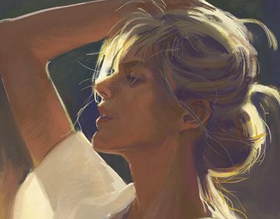 Color Study #1