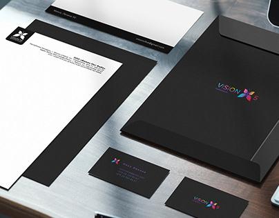 """""""VisionX5"""" Branding"""