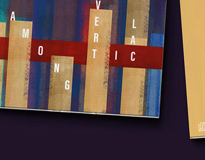 Ben van Gelder Among Verticals Album artwork
