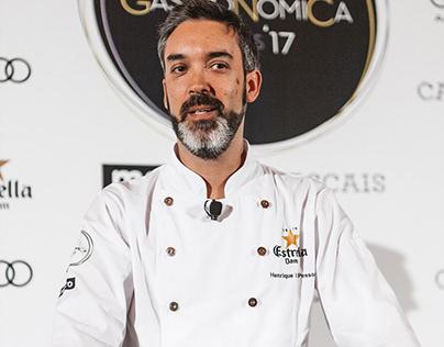 Cascais Gastronómica'17 Event Brand