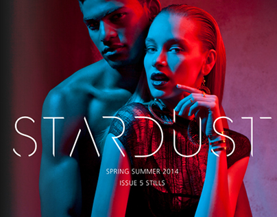 """Stardust"" – Fashion, photography and Art Magazine"
