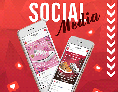 Social media Fort Calçados 2019