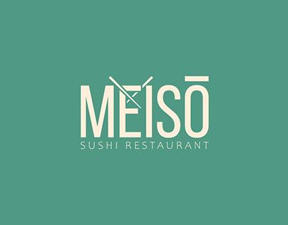 Meiso Restaurant - Brand Identity