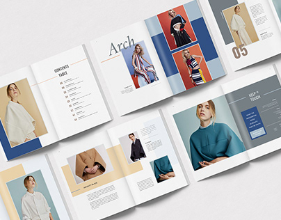 MUTYARA Fashion Lookbook