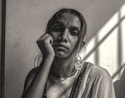 lost stories -6/6 ( self portrait)