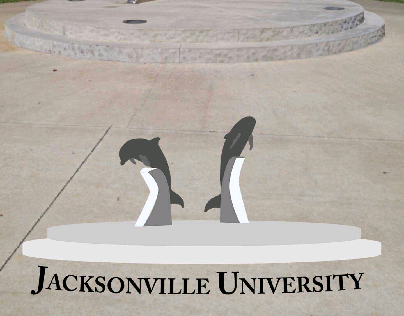 Jacksonville University Snapchat Geofilter