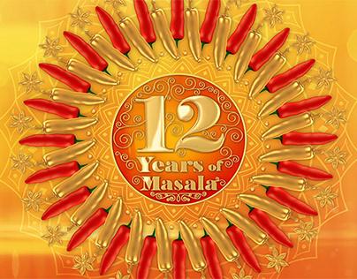 12 Years Of Masala Tv