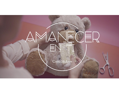 "VIDEOCLIP · ""Amanecer en ti"", Carlos Ann"