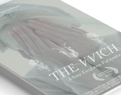 The VVitch poster (2016)