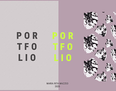 Portfolio Pattern Design
