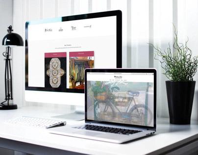 Memory Lane Antiques - Website
