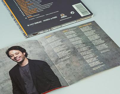 HM Música (Record Label) - CD packaging design
