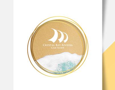 CRYSTAL RIVIERA CAM RANH - Invitation card