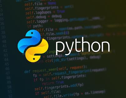 Python - Logo Redesign