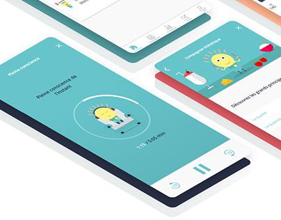 DietMotiv, health & lifestyle app