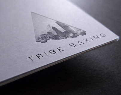 Tribe Boxing Logo