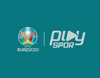 UEFA EURO 2020 Sosyal Medya Görselleri